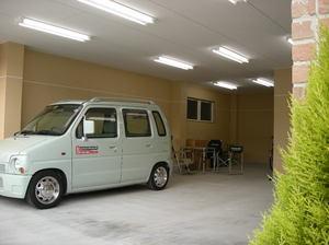 ガレージ2009122701.JPG