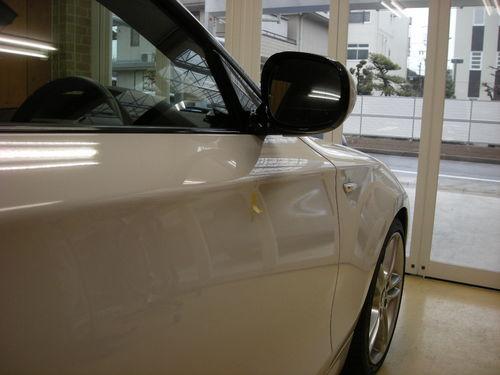BMW135iドアヘコミ130223.JPG