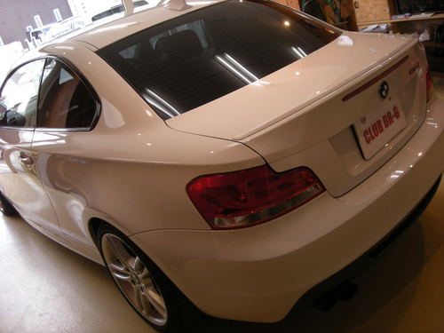 BMW135i完成�A130223.JPG