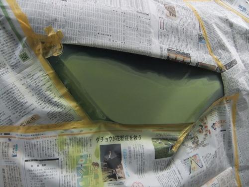アテンザ防錆、密着を確実にする為のウォッシュプライマー塗布.jpg
