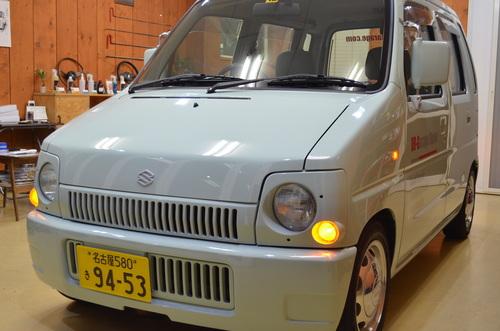 ガッちゃんウインカー交換140129.JPG