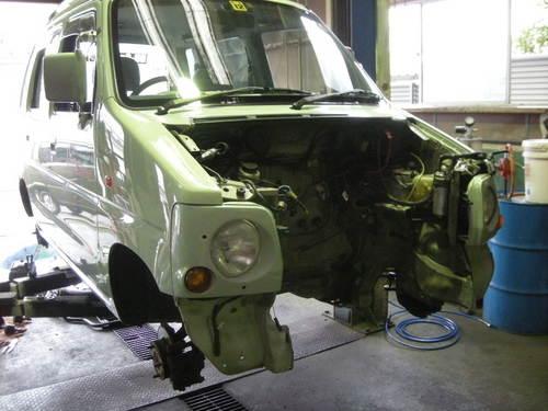 ガッちゃんエンジン載せ替え130729.JPG